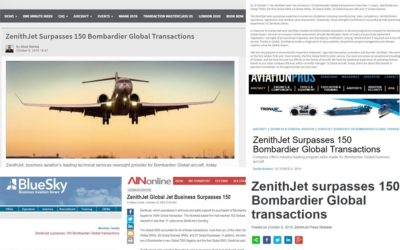 ZenithJet in the News