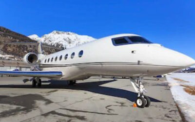 SOLD! Gulfstream G650