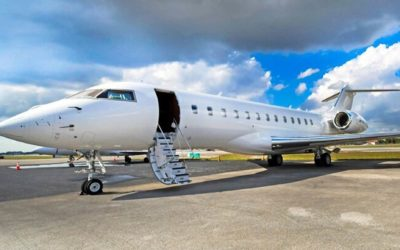 SOLD! Bombardier Global XRS