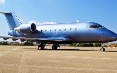 SOLD! – 2002 Bombardier Challenger 604 S/N 5508
