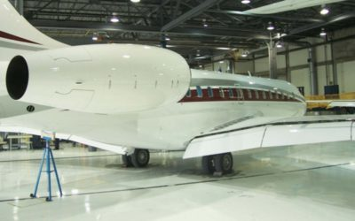 SOLD! 2008 Bombardier Global 5000