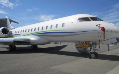SOLD! 2011 Bombardier Global XRS